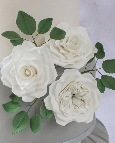 Grey-Rose-Wedding-Cake-Honey-Lane-Bakery-Henley-4