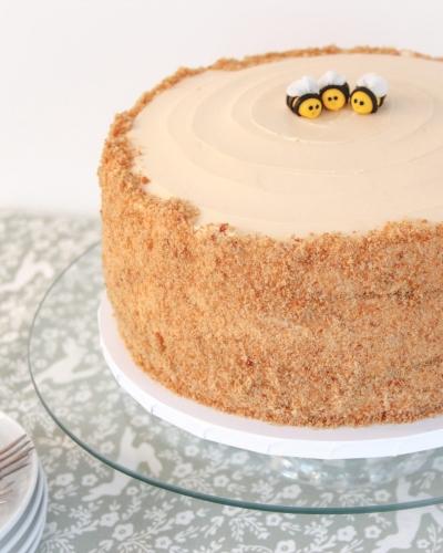 Russian-Honey-Cake-Honey-Lane-Bakery-Henley-1-scaled