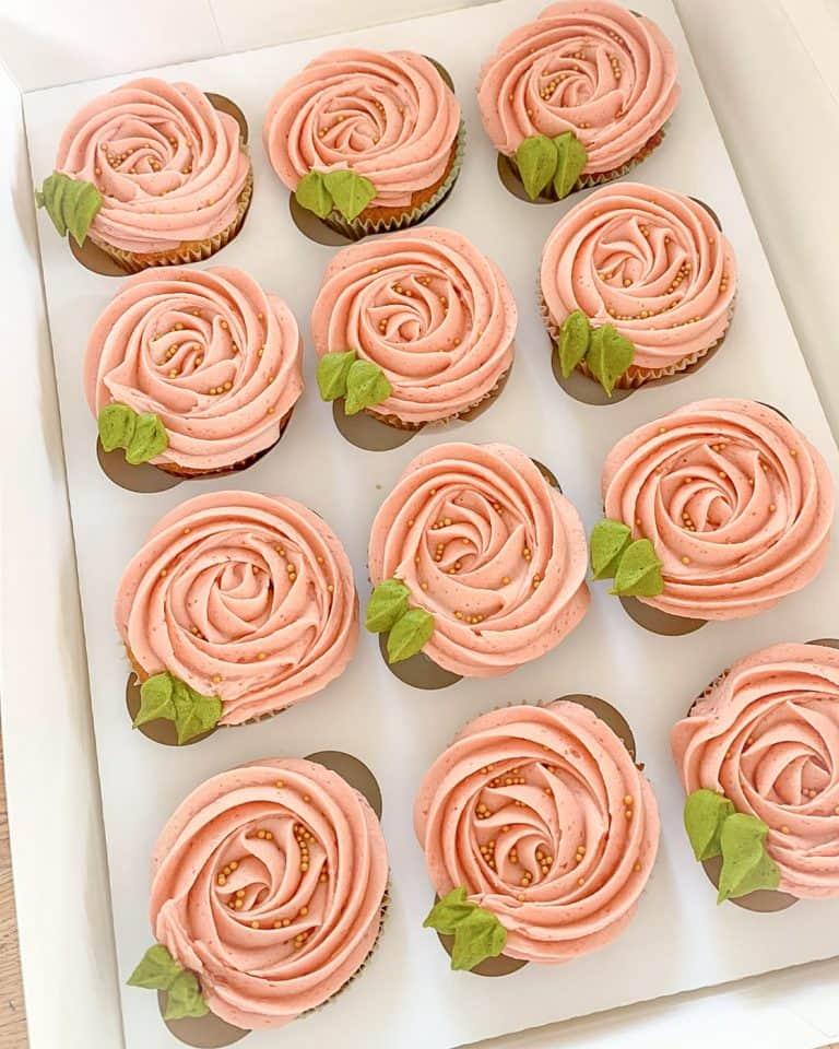 Henley Cupcakes